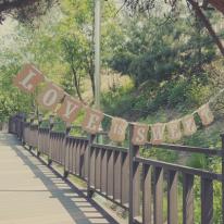 [콩지] LOVE IS SWEET 이니셜 가렌다
