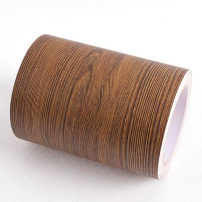 몰딩필름지-무늬목 다크브라운[MD223]