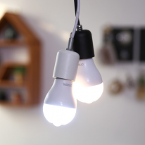 LED 센서전구 2종 (안전기내장형)