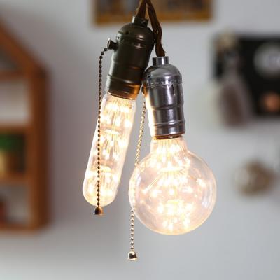 LED 은하수 전구 2종 (볼형/가지형)
