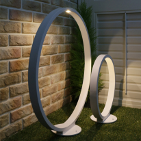 LED  링(잔디등)
