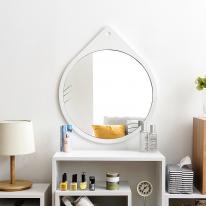 아이홈가구 물방울 벽걸이거울