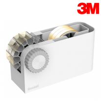 3M 스카치 테이프 디스펜서(화이트&그레이)