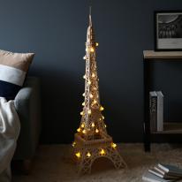 조립식 우드 에펠탑