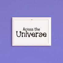 무쉬 ACROSS THE UNIVERSE