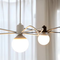 [LED] 플라이 2등 팬던트
