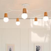 [LED] 보우 5등 거실등