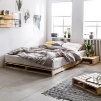 파렛트 1500×1000 침대 소파 테이블 다용도 원목 프레임
