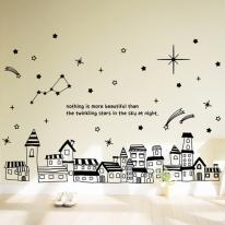idk209-별이 반짝이는 마을