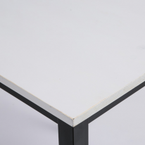 스프러스 4인 테이블상판 - 화이트(사이즈선택)