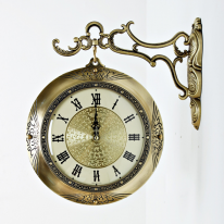 (kspz168)쥬얼리 양면시계 골드