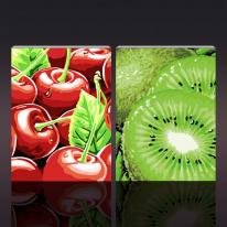 [캔버스페인팅] DIY 명화그리기 과일