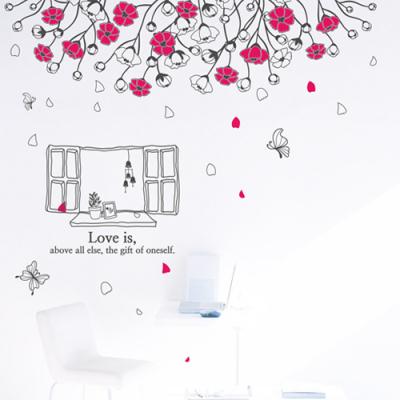 idk266-흩날리는 꽃잎