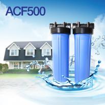 [듀벨]ACF500 이온연수기 모터펌프용/지하수전용 / 전원주택