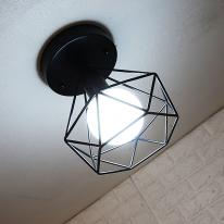 LED 다이아몬드 넷 1등(직부, 센서 선택형)