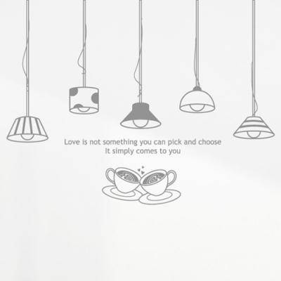 [그래픽스티커]심플 브라더 램프 10