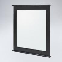 클라시 원목 거울(블랙)