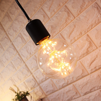 LED 무명 펜던트등