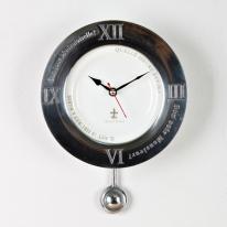 (kjbz489) 플레이트 앤틱벽시계