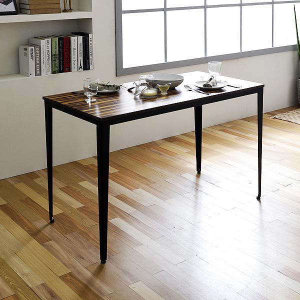스틸 1200 식탁 4인 철제 테이블 주방가구(SS006-126)