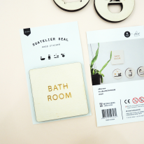 도어사인 & 픽토그램 BATH ROOM