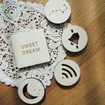 도어사인 & 픽토그램  SWEET DREAM