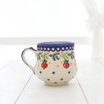 [폴란드그릇] 154_133_Mug ,, BOLO \