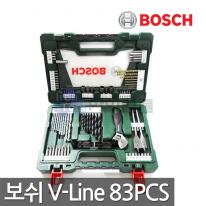 [보쉬] 다목적비트세트 V-line 83pcs