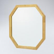 팔각 원목 거울(메이플)