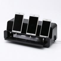 테이블 탭 스테이션 (충전거치대/멀티탭보관) - 2color