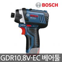 [보쉬] 충전 임팩드라이버 GDR10.8V-EC 본체만 베어툴