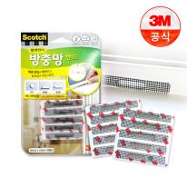 [3M]물구멍벌레막이 방충망 밴드(10입)