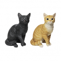 [마그넷] PET BANK 앉은 고양이