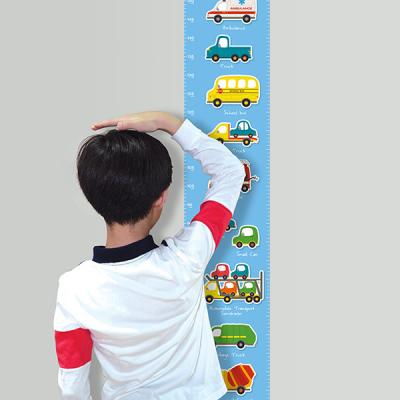 [꼼지락닷컴]자동차 키재기 스티커/시트지