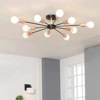 언발란스 10등 거실등 LED방등 직부등 인테리어조명
