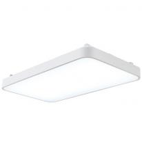 심플 화이트 LED60W 직사각 방등