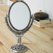(khhl096)리본장미 양면거울 주석