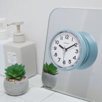 베이직욕실방수시계(6color)/거치대 증정
