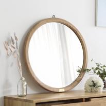 [바네스데코] LR 레트로 원형 거울