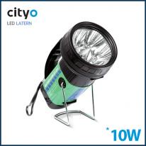 씨티-LED충전식파워랜턴10W