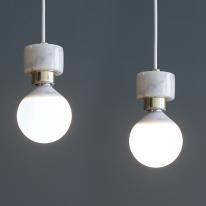 [LED] 에즈 2등 펜던트