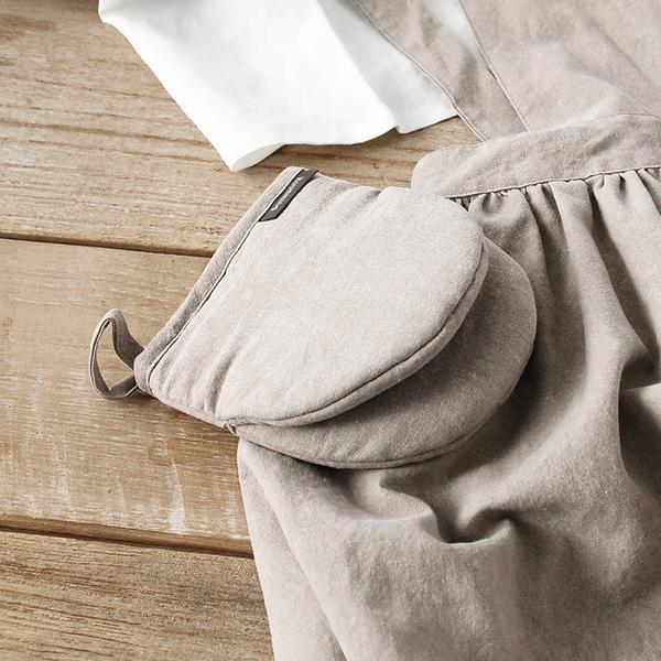 마농 오트밀 주방장갑