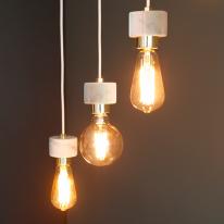 [LED] 에즈 3등 펜던트-에디슨
