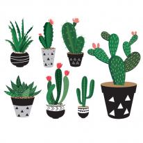3D전사지]Cactus-4(98040)