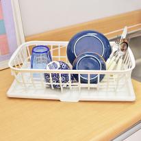 [일본완제품]사나다 소형 식기건조대