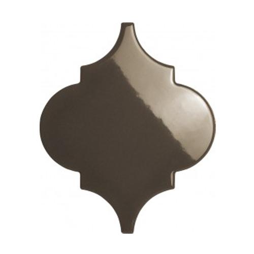 다크브라운 랜턴타일(호리병 타일) 135*160 / 0.5㎡ / 43장 (4color)