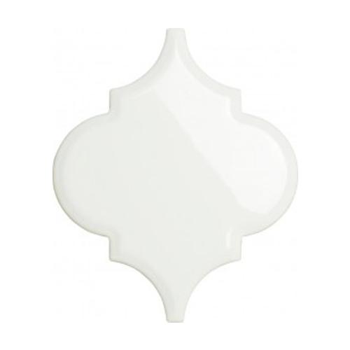 화이트 양각 랜턴타일(호리병 타일) 135*160 / 0.372㎡ / 32장 (4color)