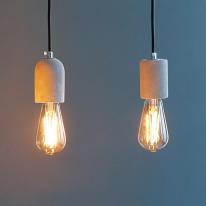 [바이빔][LED] 코나 2등 펜던트-에디슨740