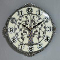 (kspz193)저소음 글루밍트리 벽시계 주석