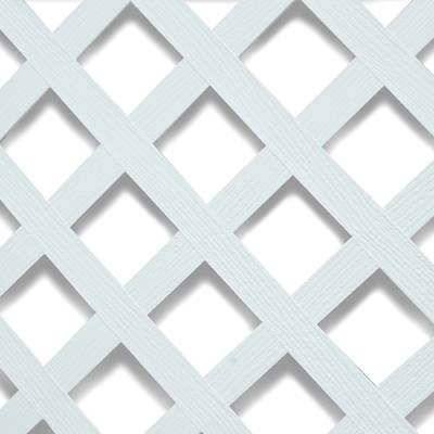 PVC 래티스 일반형/화이트